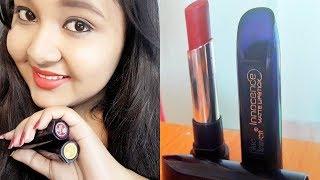 Blue Heaven Innocence Matte Lipstick Review
