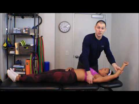 Subscapularis Static Manual Release (Soft Tissue Mobilization)