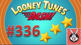 Looney Tunes Dash! level 336 - 3 stars - looney card