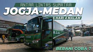 Download lagu NAIK BUS 5 HARI PERJALANAN Jogjakarta-Medan Bus Als 220 Via Lintas Tengah.