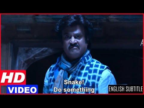 Lingaa Tamil Movie Scenes HD | Rajinikanth Opens The Locked Temple | Anushka
