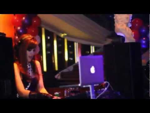 ALFI DA LOVELY For PARTY ANNIVERSARY 3 CLUB In JAKARTA.mov