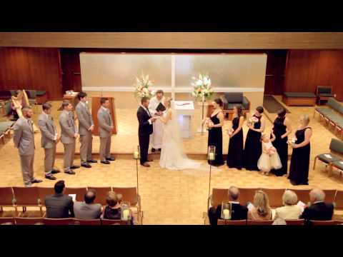 Traditional Portland Oregon Catholic Ceremony and Reception at The Elysian Ballroom