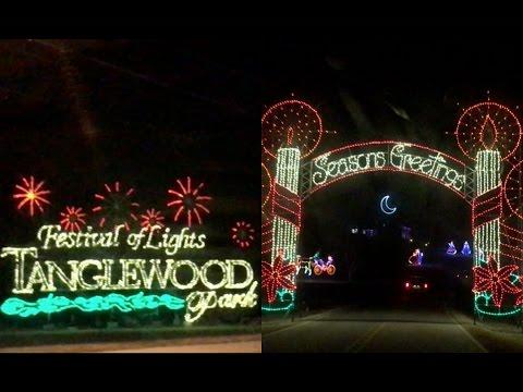 tanglewood festival of lights festival navideo
