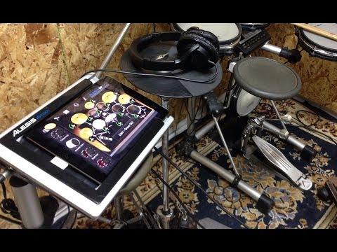DM TOUCH - ALESIS - IPad Drum Module - REVIEWS