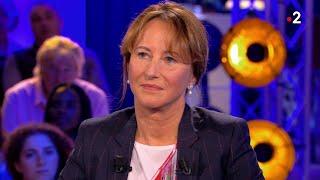 """Ségolène Royal sur les épandages de pesticides """"c'est pas sérieux !"""" #ONPC"""