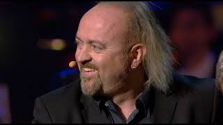 Bill Bailey - 'The Swan' from the Carnival of the Animals played on alpine bells
