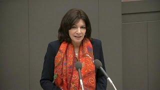 La maire de Paris au Japon pour attirer les touristes nippons