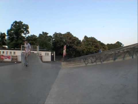 Lets do this in a park with Will Thompson