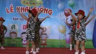 10 chu linh chi - truong MN Be Hanh Phuc Đa Nang