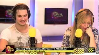 "Dancing with the Stars After Show w/ Gleb Savchenko Season 17 Episode 5 ""Week 5"" | AfterBuzz TV"
