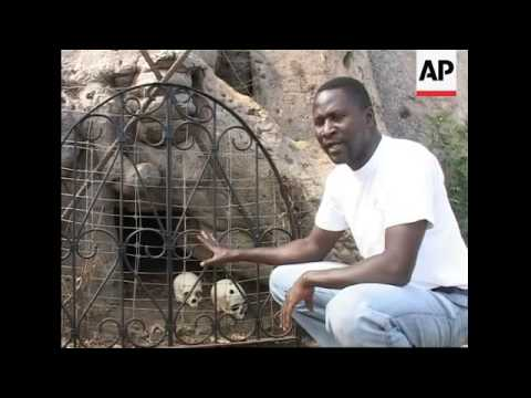 Bandia Reserve in Senegal reintroduces wildlife to protected areas