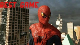 Amazing Spider-Man Is The Best Game
