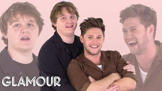 Baixar Niall Horan and Lewis Capaldi Take a Friendship Test | Glamour