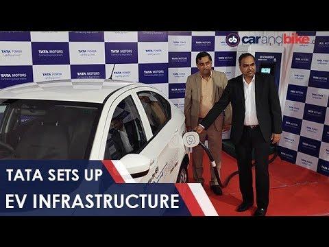 Tata Motors To Setup Fast Chargers Across India  NDTV carandbike