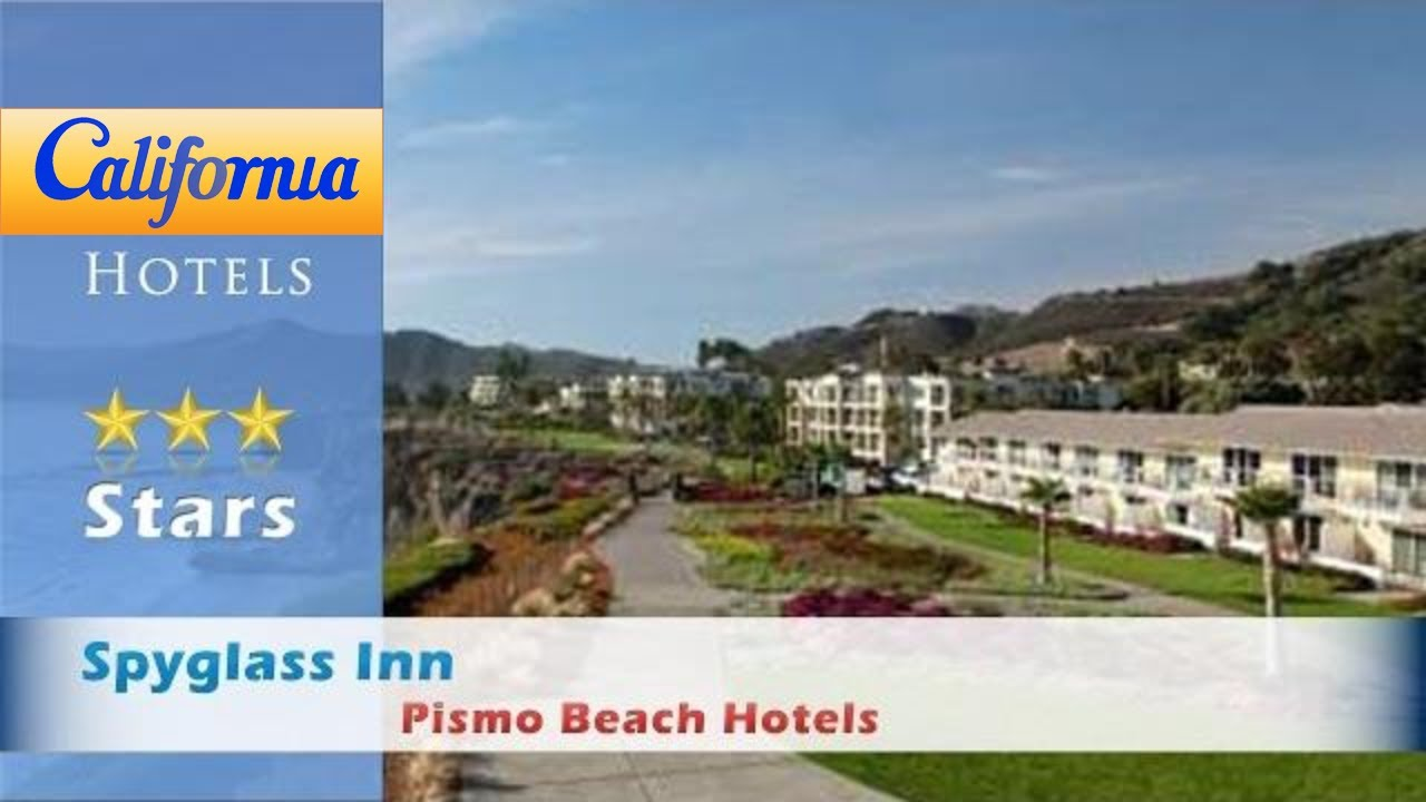 Spygl Inn Pismo Beach Hotels California