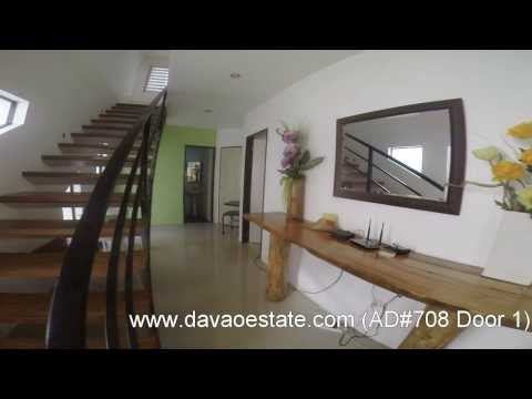 House for Rent / Lease with swimming pool in Davao City- AD#708 www.davaoestate.com (Door 1)