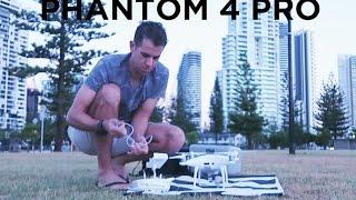 Phantom 4 Pro First Flight