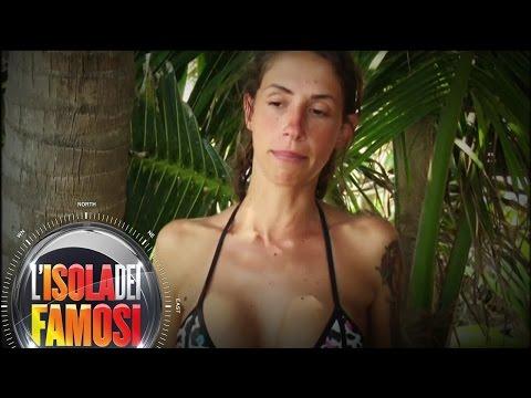 L'isola dei famosi - La storia di Malena