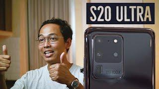 Samsung Galaxy S20 Ultra: Tidak Mengejutkan, Tapi Bagus