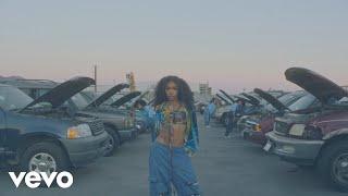 Смотреть клип Sza Ft. Ty Dolla $Ign - Hit Different