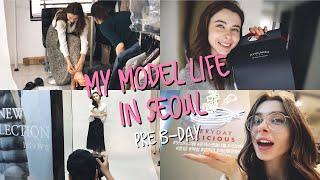 День Работы Моделью В Корее За День До