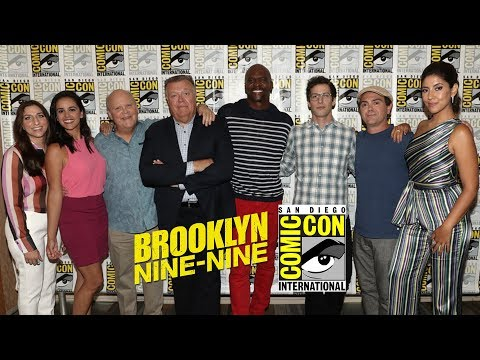 'Brooklyn Nine-Nine' At SDCC Interview