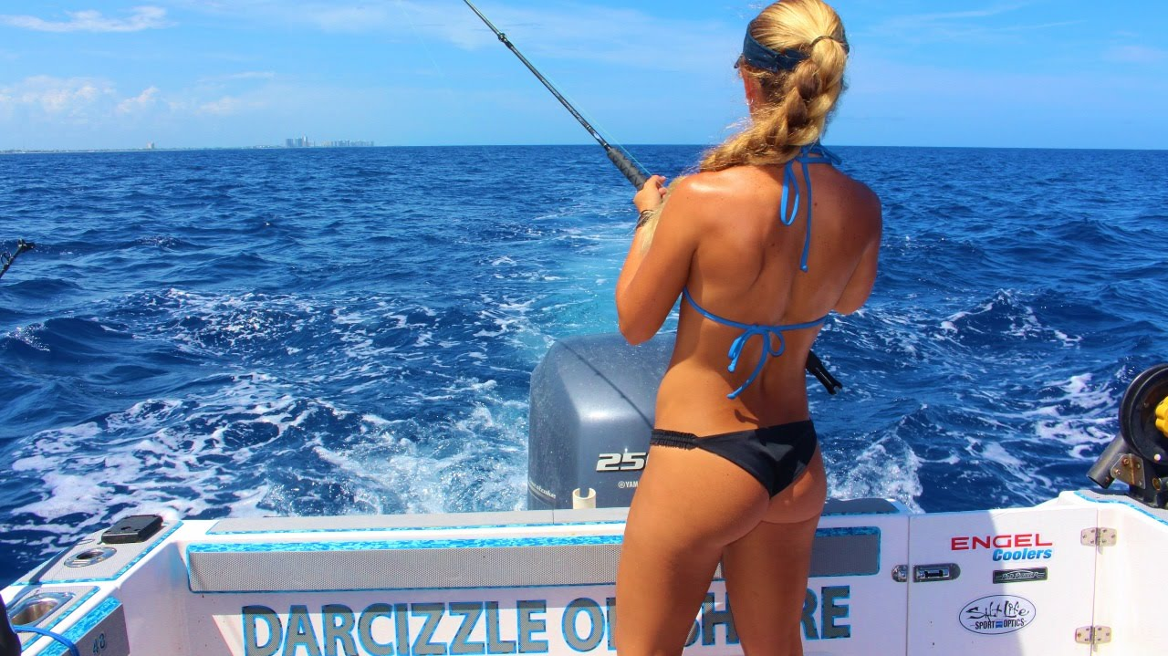 saltwater fishing Women