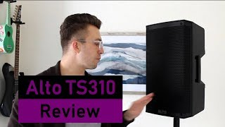Alto TS310 Speaker Review | Fayze Reviews