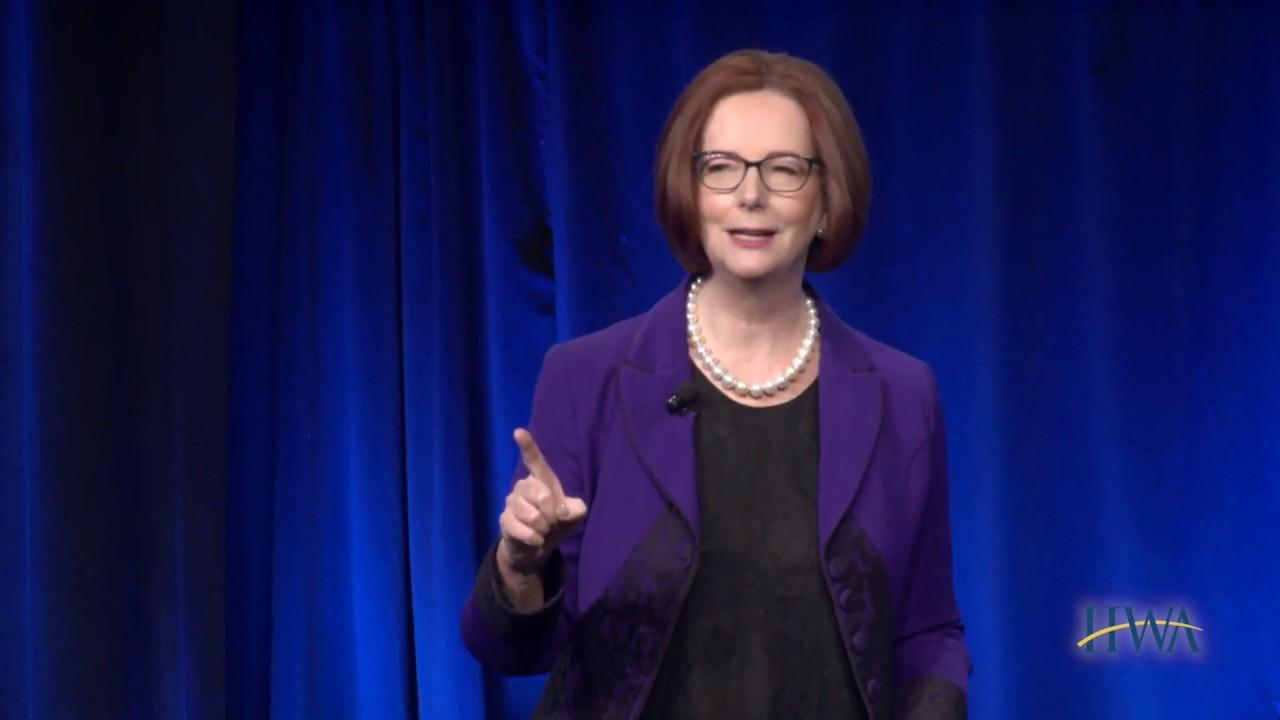 Book Julia Gillard for Public Speaking | Harry Walker Agency