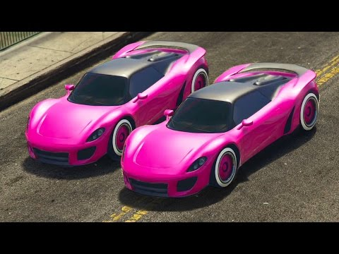 GTA 5 Online - CAR SWITCH TROLLING! | CLONING CARS! *EVIL TWIN!* (GTA V Online)