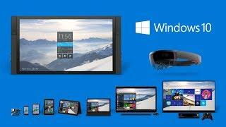 Уроки по Windows 10. #1 Первая загрузка Windows. Первоначальная настройка