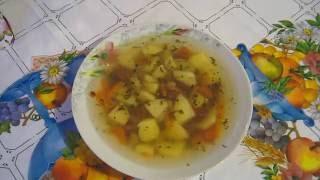 вкусный суп из консервированной фасоли