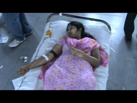 Blood Donation Camp at Jyothismathi Institute Of Technology and Science Karimnagar  On: 28-08-2010