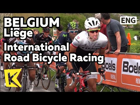 【K】Belgium Travel-Liege[벨기에 여행-리에]리에, 국제 사이클/International Road Bicycle Racing/Liege Bastogne Liege