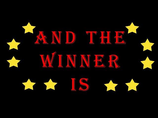 ‼️‼️Und der Gewinner ist‼️‼️ ▶️ Auslosung Gewinnspiel ◀️