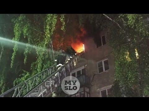 При пожаре на ул. Металлургов в Туле погиб мужчина