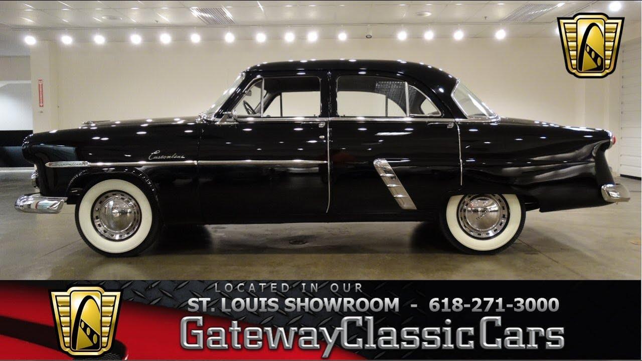 1952 Ford Customline - Gateway Classic Cars St  Louis - #6584