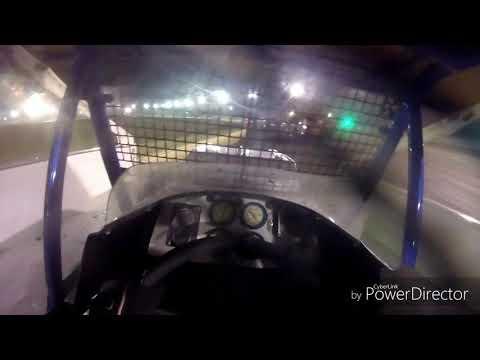 Bridgeport speedway crate feature 8-31