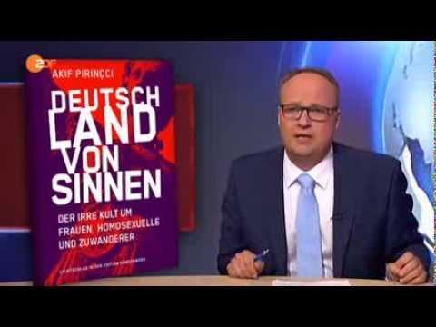 Akif Pirincci: Deutschland von Sinnen - Der Irre Kult um Frauen, Homosexuelle und Zuwanderer (Buch)