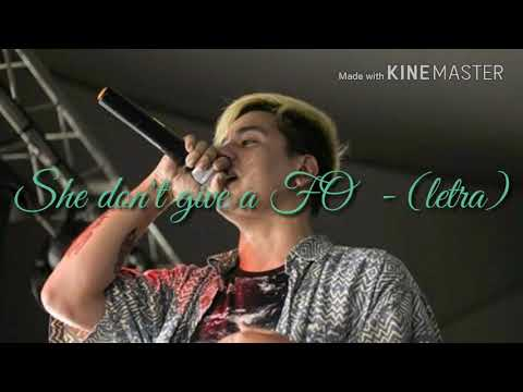 She Don't Give A FO (letra) - Duki Ft. Khea