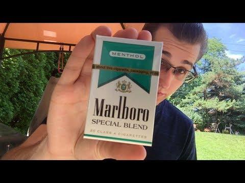 NickTheSmoker - Marlboro Special Blend Menthol