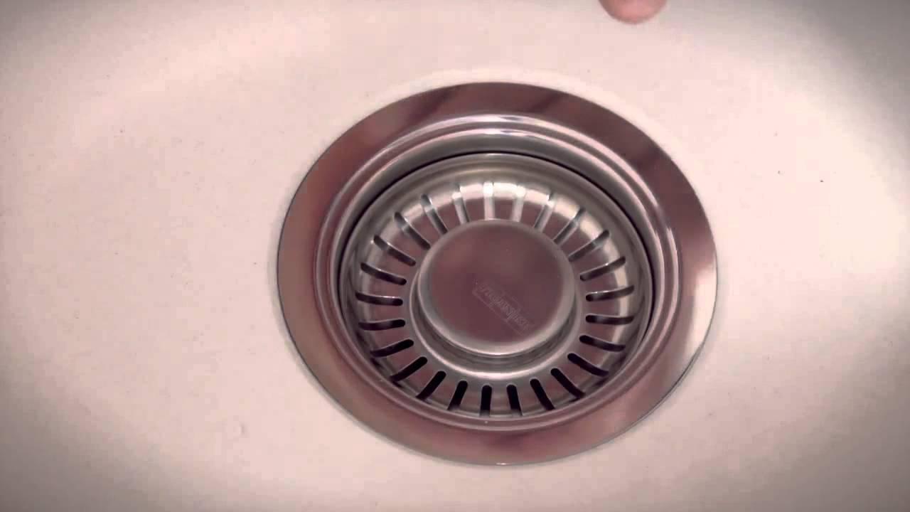 franke impact granite sink installation