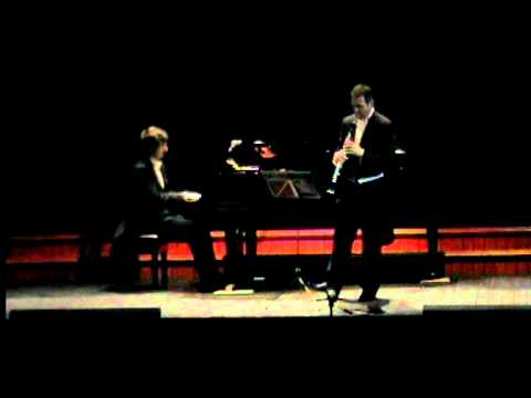 C.M.Weber, Gran Duo Concertant op.48 (1st mov.)  Duo Tinelli-Mazzoccante