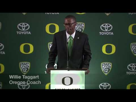 Willie Taggart says Oregon Ducks spread offense will be fast, tough and exciting