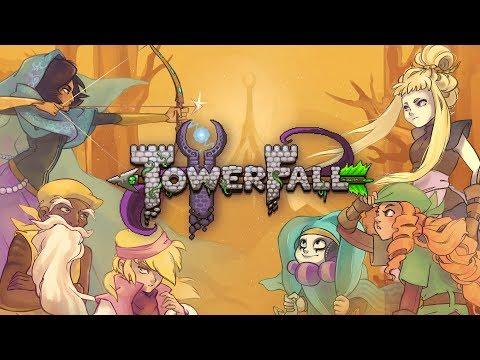 #Parsec @kiLLeR415TV #Towerfall #Gameplay