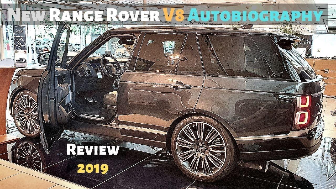 Download New Range Rover V8 Autobiography 2019 Review Interior Exterior