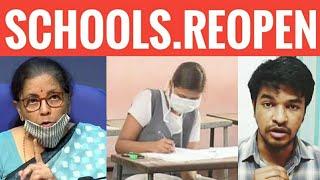 Schools Reopen From June   Tamil   Madan Gowri