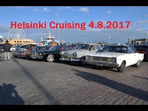 Helsinki Car Meet Live-stream (Via Samsung Galaxy s8+)