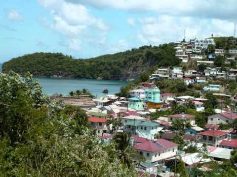 Beautiful Isle. St. Lucia.